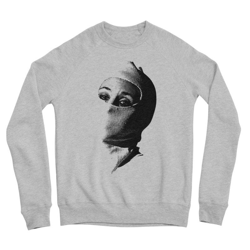 Balaklava Men's Sponge Fleece Sweatshirt by Torn Space Theater Merch