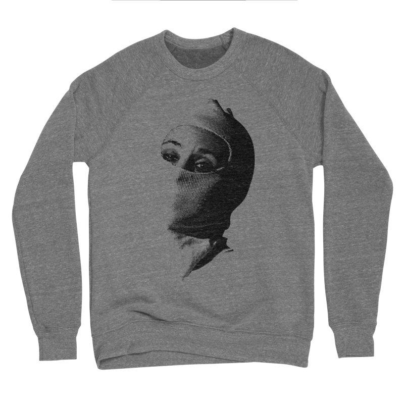 Balaklava Women's Sponge Fleece Sweatshirt by Torn Space Theater Merch