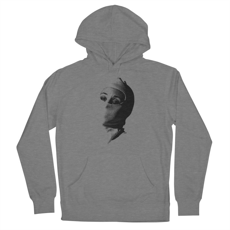 Balaklava Men's French Terry Pullover Hoody by Torn Space Theater Merch