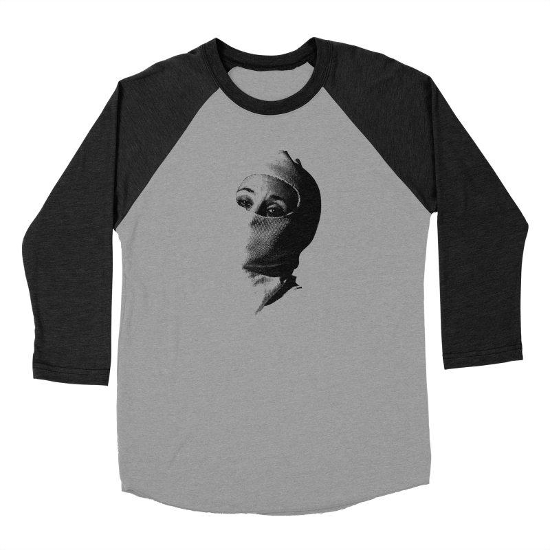 Balaklava Women's Baseball Triblend Longsleeve T-Shirt by Torn Space Theater Merch
