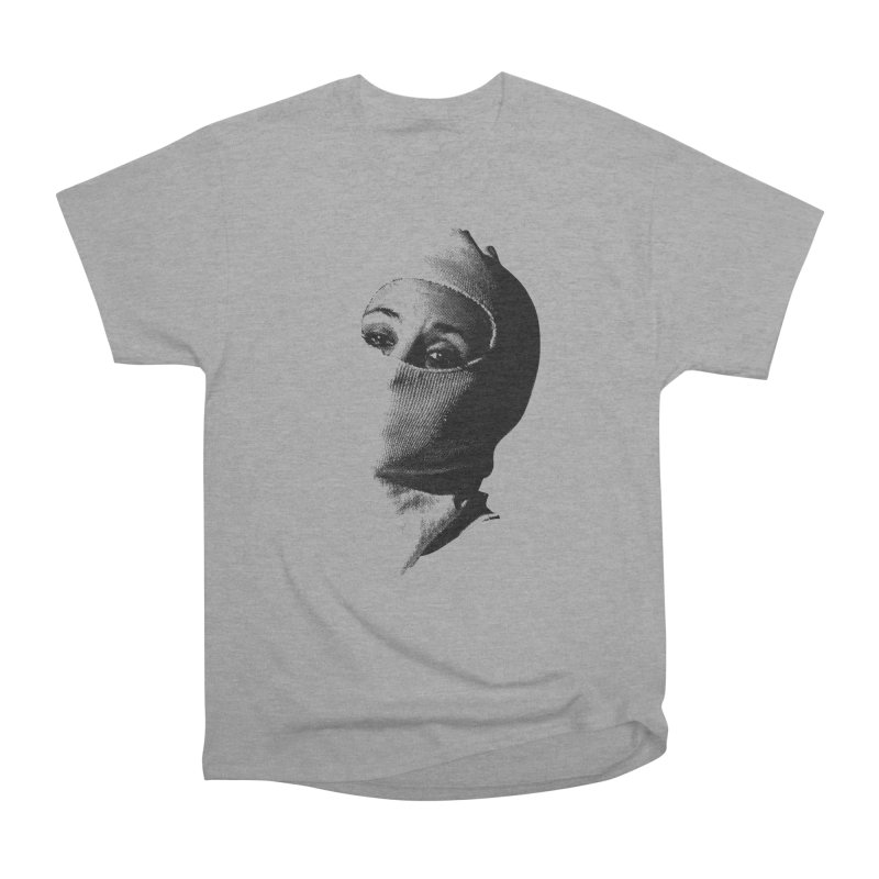 Balaklava Men's Heavyweight T-Shirt by Torn Space Theater Merch