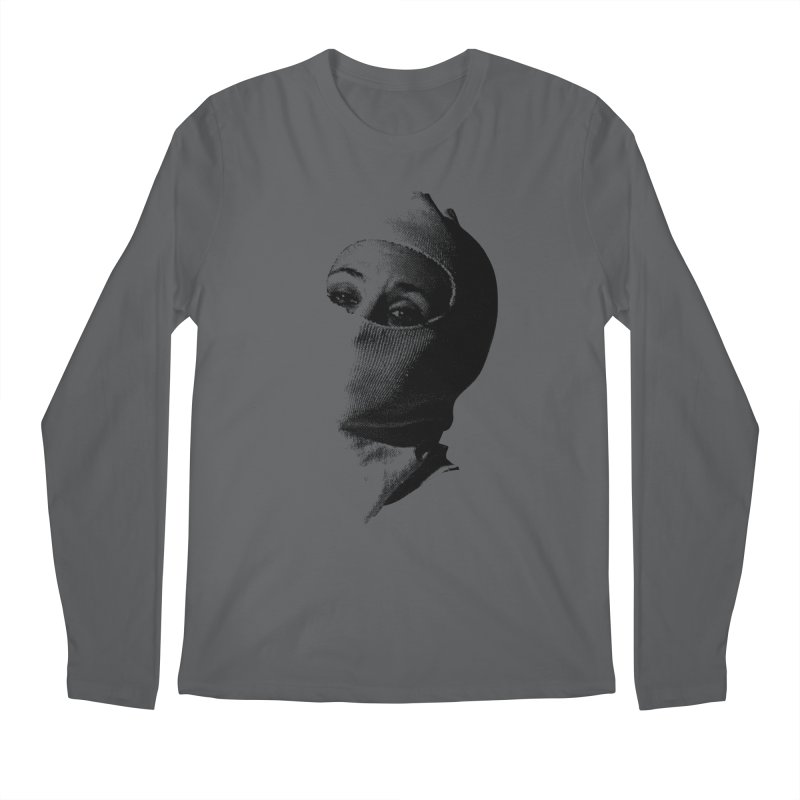 Balaklava Men's Longsleeve T-Shirt by Torn Space Theater Merch