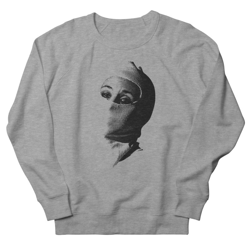 Balaklava Men's French Terry Sweatshirt by Torn Space Theater's Artist Shop