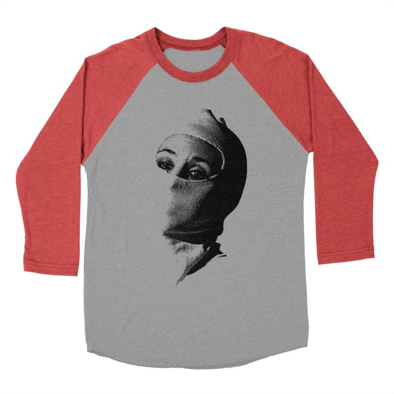 Balaklava Men's Baseball Triblend Longsleeve T-Shirt by Torn Space Theater's Artist Shop