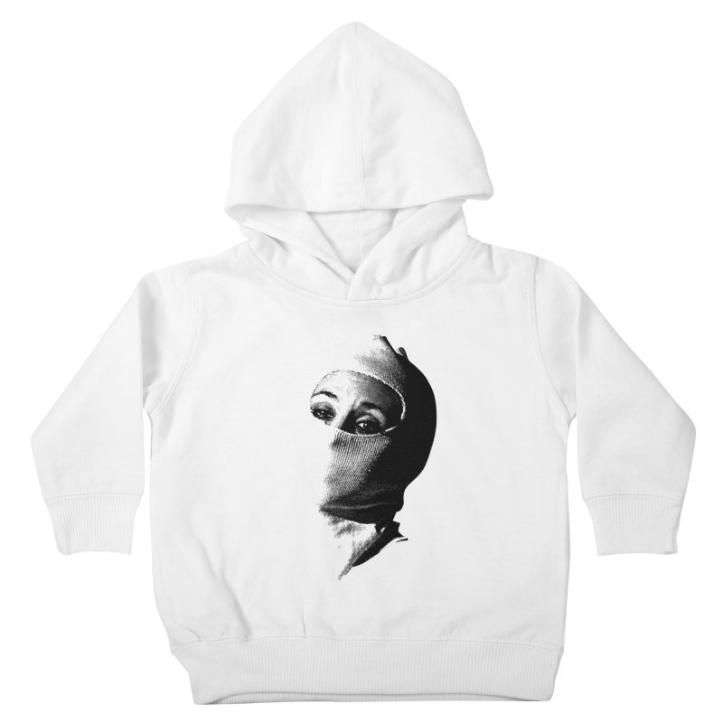 Balaklava Kids Toddler Pullover Hoody by Torn Space Theater's Artist Shop