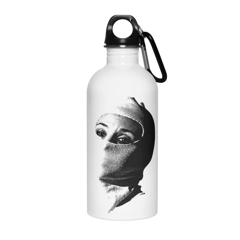 Balaklava Accessories Water Bottle by Torn Space Theater Merch