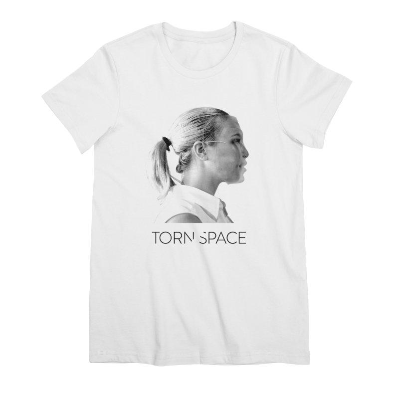 Athlete Women's Premium T-Shirt by Torn Space Theater Merch