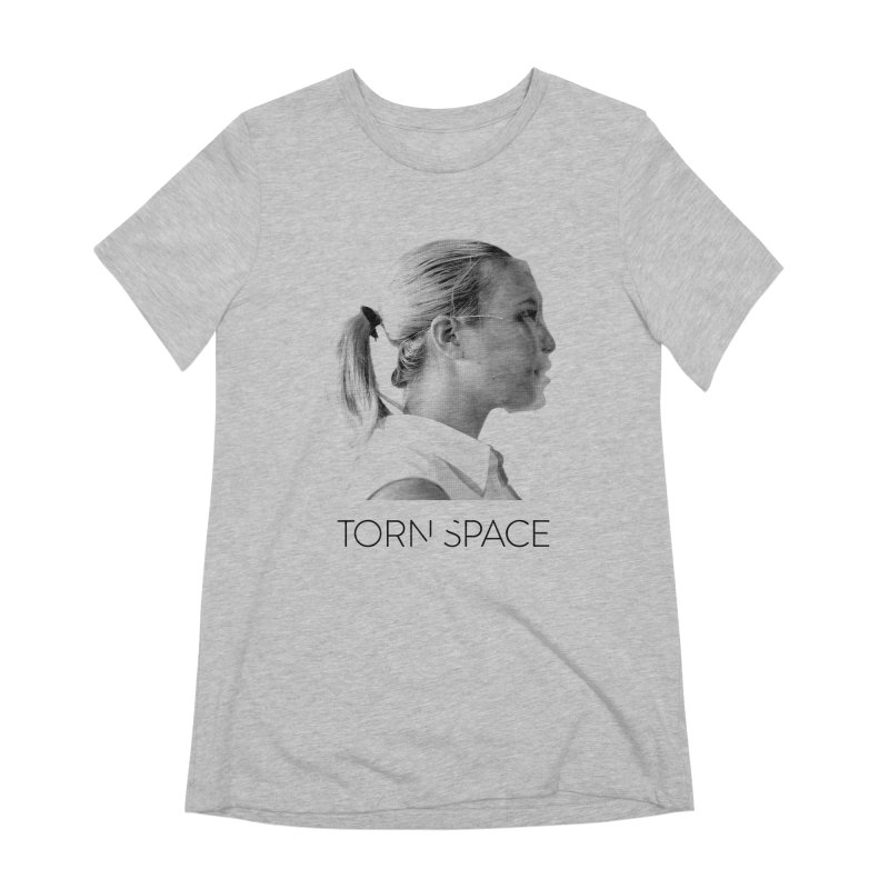 Athlete Women's Extra Soft T-Shirt by Torn Space Theater Merch