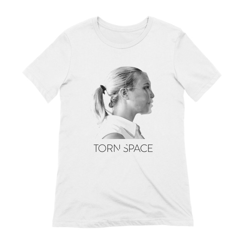 Athlete Women's T-Shirt by Torn Space Theater Merch