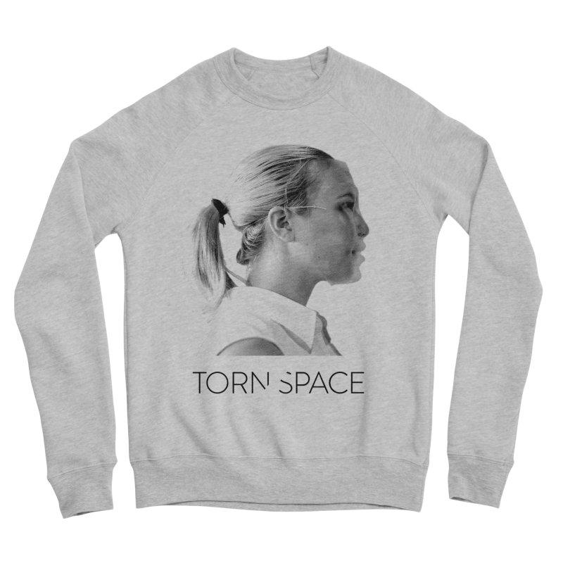 Athlete Women's Sponge Fleece Sweatshirt by Torn Space Theater Merch