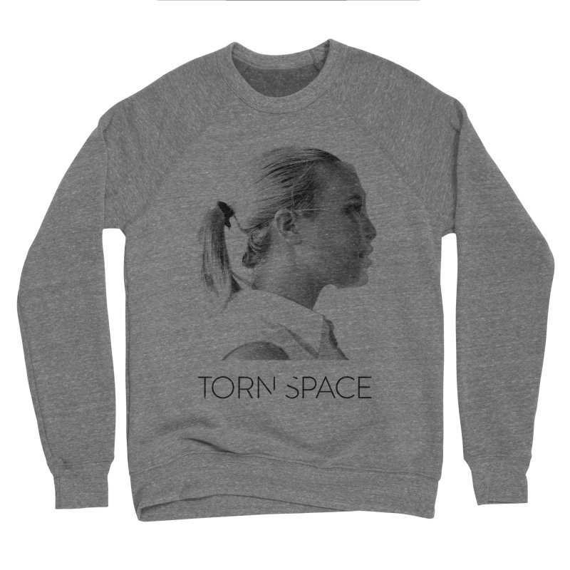 Athlete Men's Sponge Fleece Sweatshirt by Torn Space Theater Merch
