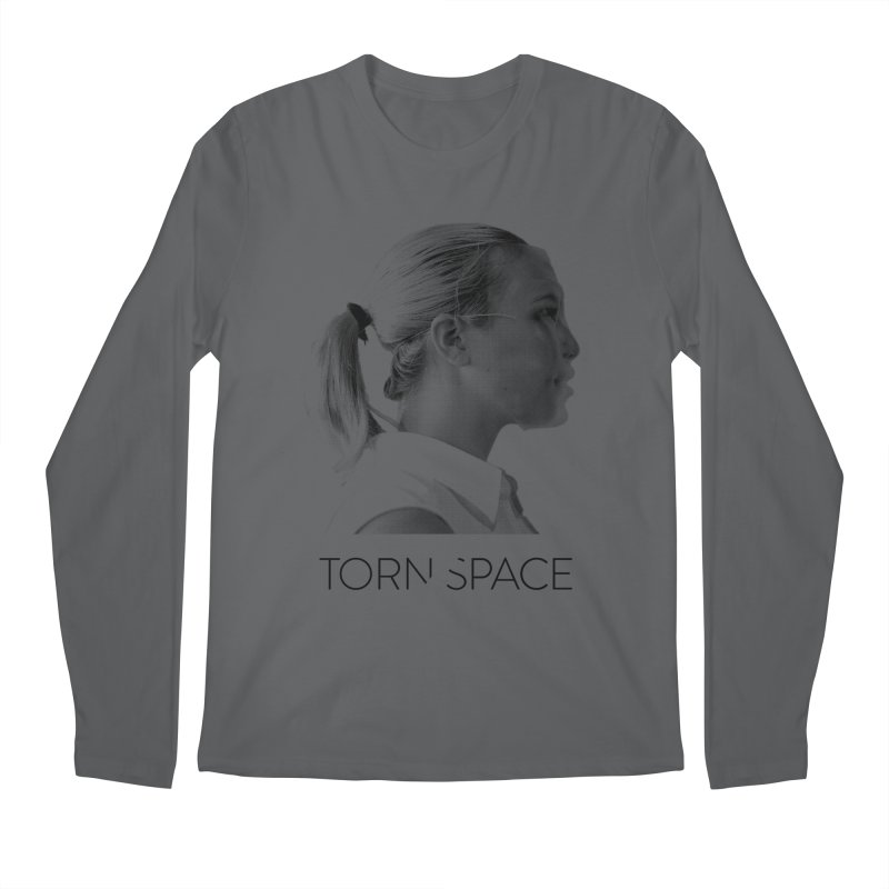 Athlete Men's Regular Longsleeve T-Shirt by Torn Space Theater Merch