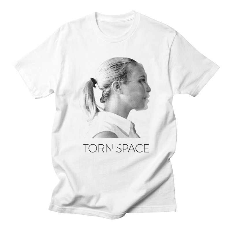 Athlete Men's Regular T-Shirt by Torn Space Theater Merch