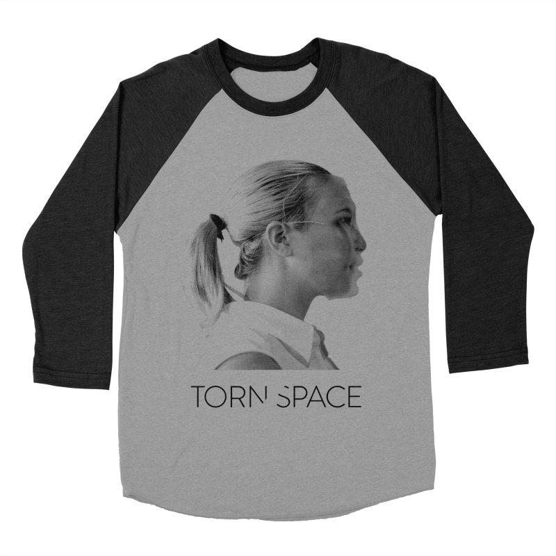 Athlete Women's Baseball Triblend Longsleeve T-Shirt by Torn Space Theater Merch