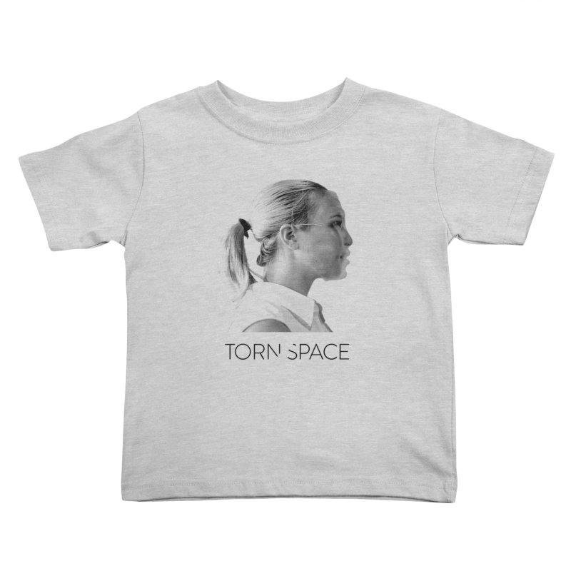 Athlete Kids Toddler T-Shirt by Torn Space Theater Merch