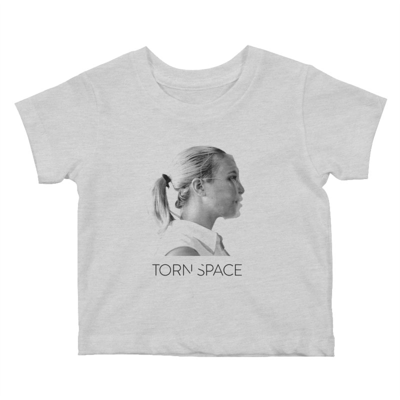 Athlete Kids Baby T-Shirt by Torn Space Theater Merch