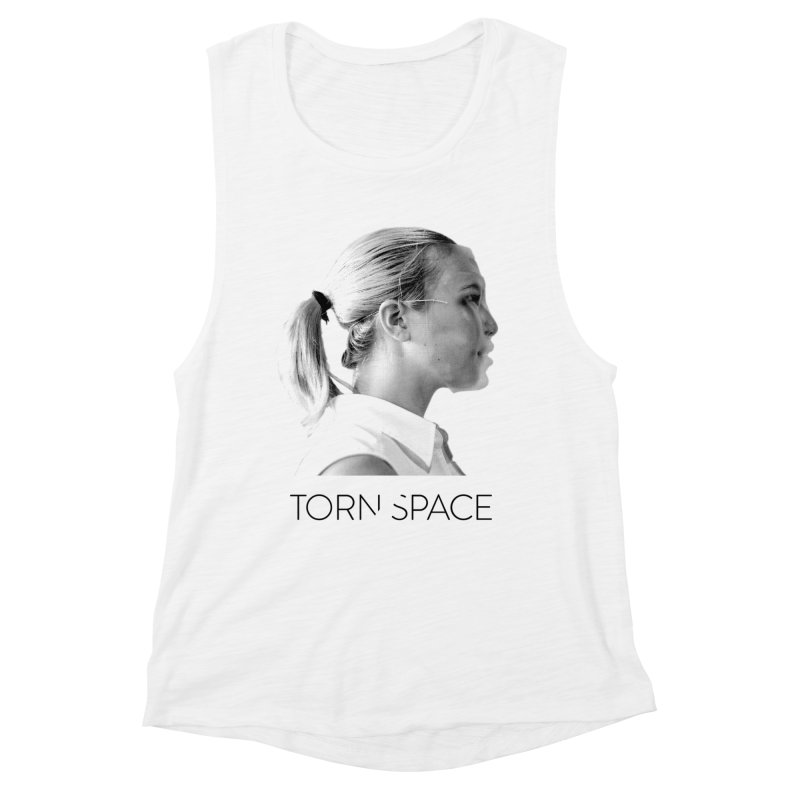 Athlete Women's Muscle Tank by Torn Space Theater Merch