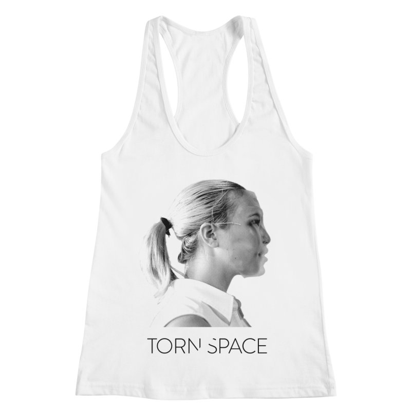 Athlete Women's Racerback Tank by Torn Space Theater Merch