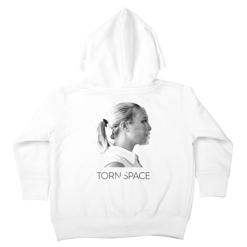 Athlete Kids Toddler Zip-Up Hoody by Torn Space Theater Merch