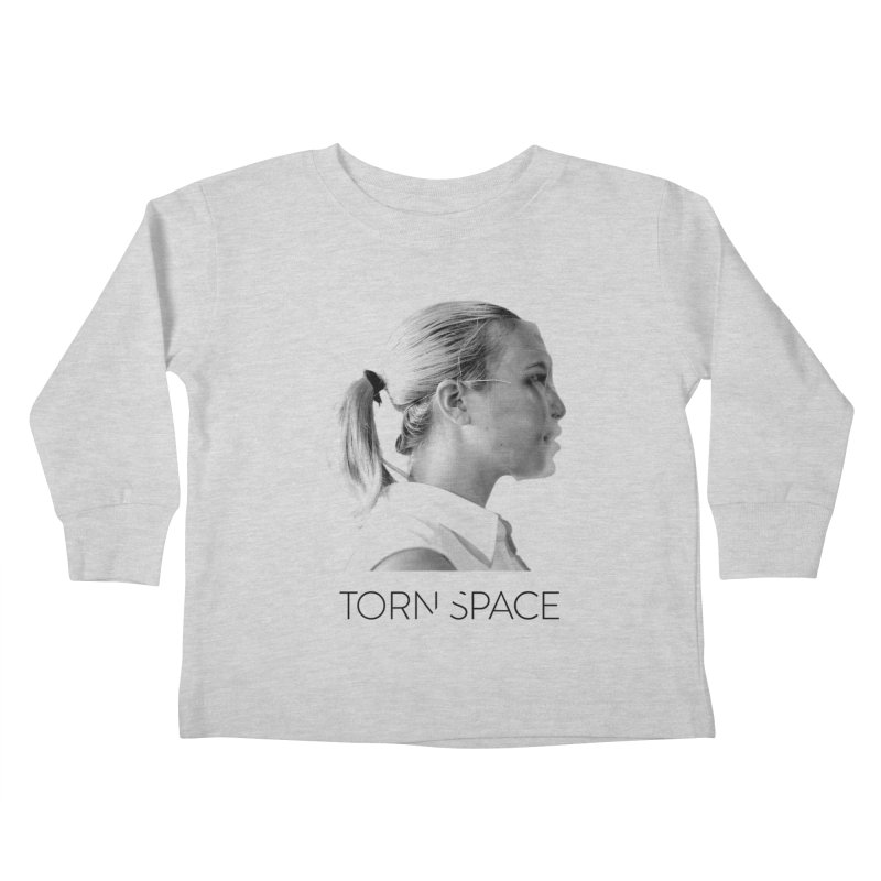 Athlete Kids Toddler Longsleeve T-Shirt by Torn Space Theater Merch