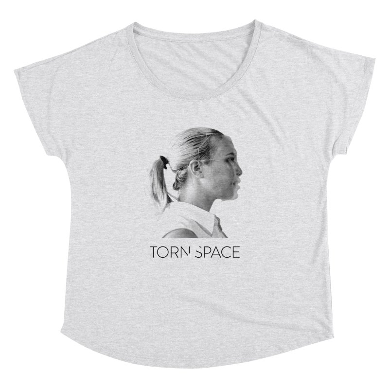Athlete Women's Dolman Scoop Neck by Torn Space Theater Merch
