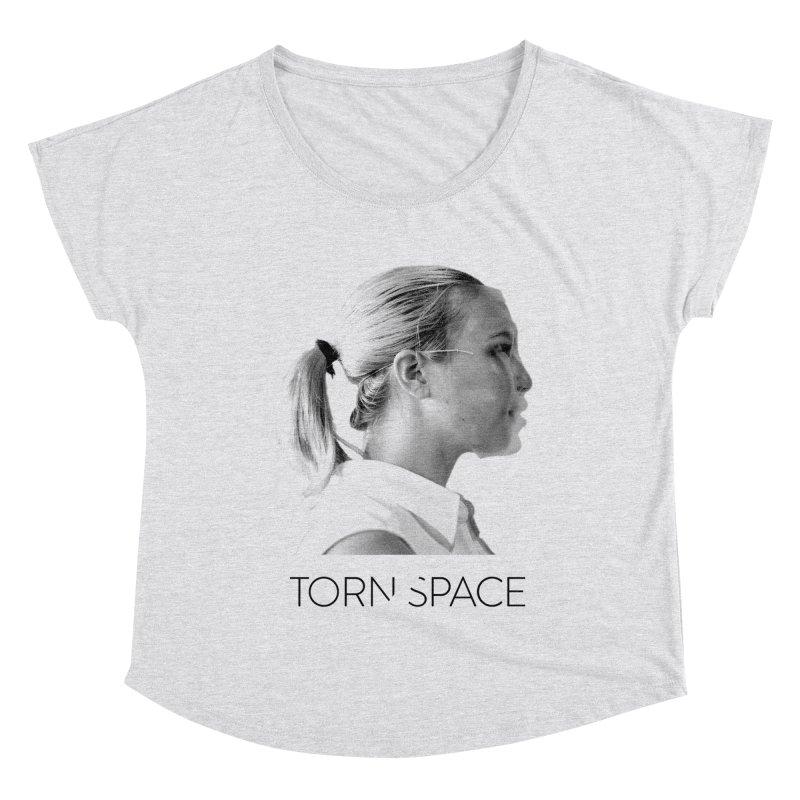 Athlete Women's Dolman Scoop Neck by Torn Space Theater Merch