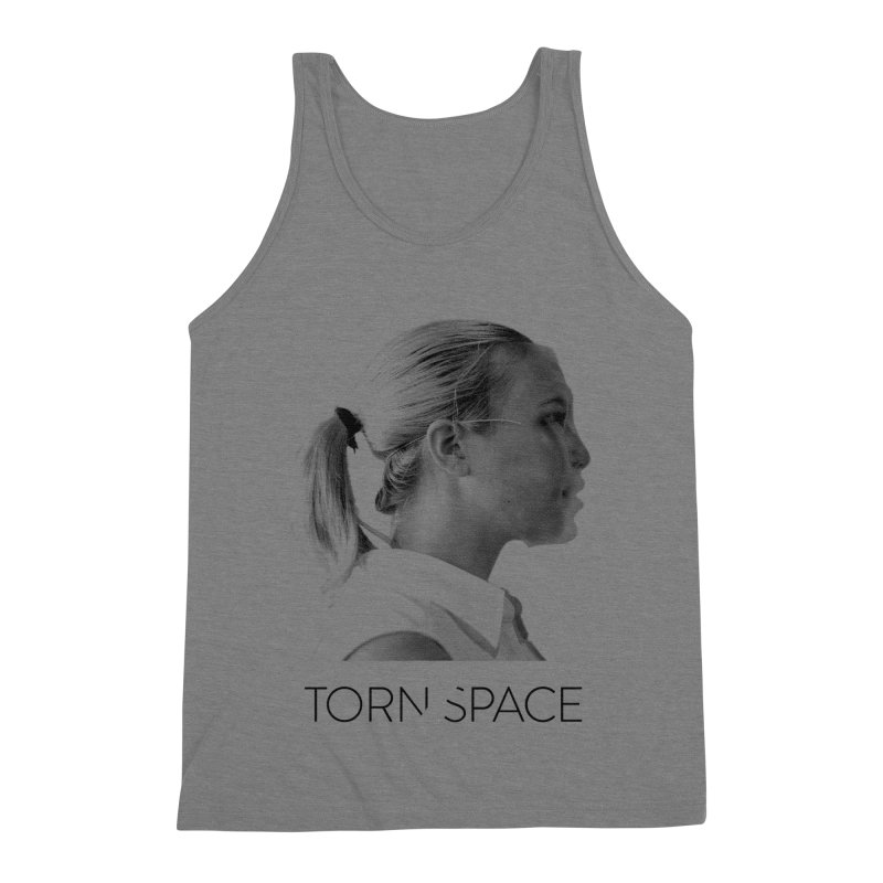 Athlete Men's Triblend Tank by Torn Space Theater Merch
