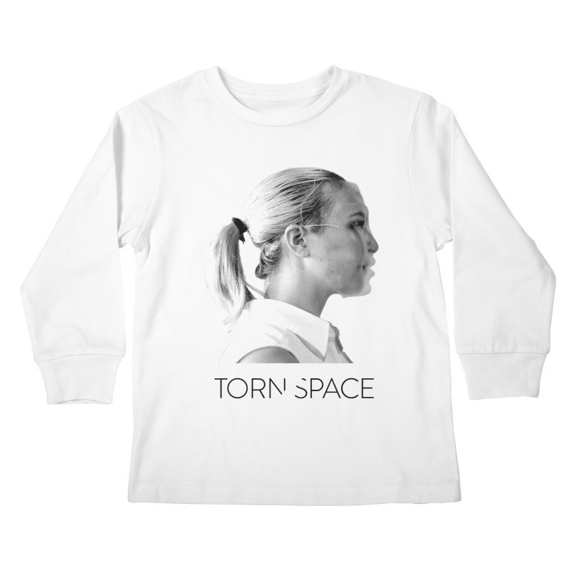 Athlete Kids Longsleeve T-Shirt by Torn Space Theater Merch