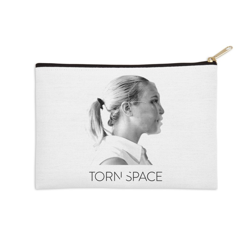 Athlete Accessories Zip Pouch by Torn Space Theater Merch