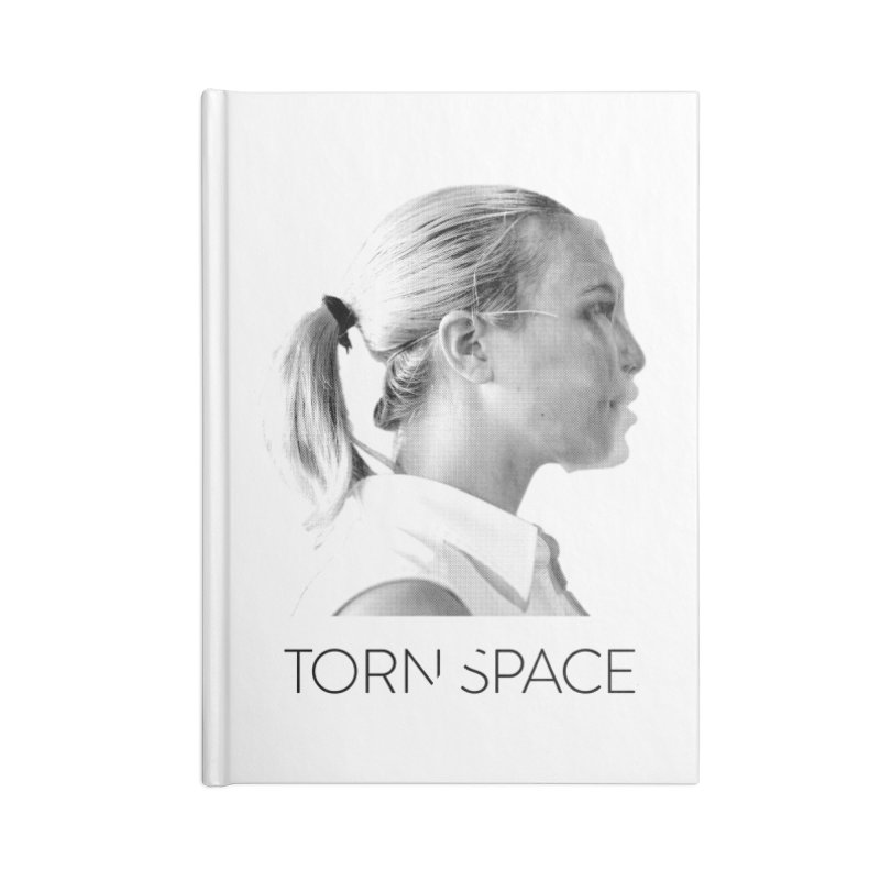 Athlete Accessories Lined Journal Notebook by Torn Space Theater Merch