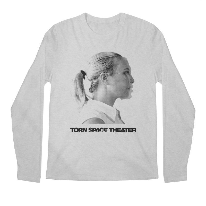 Athlete Men's Longsleeve T-Shirt by Torn Space Theater's Artist Shop