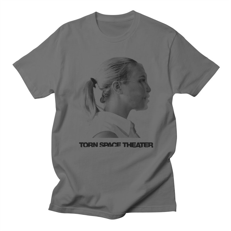 Athlete Women's Unisex T-Shirt by Torn Space Theater's Artist Shop