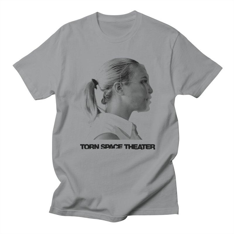 Athlete Men's Regular T-Shirt by Torn Space Theater's Artist Shop
