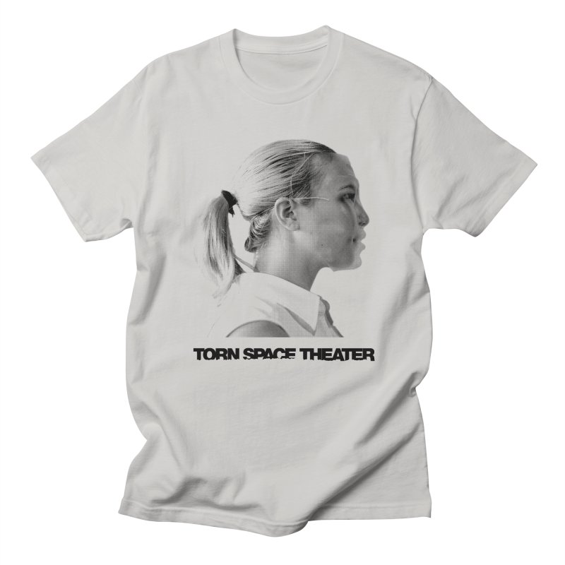 Athlete Women's Regular Unisex T-Shirt by Torn Space Theater's Artist Shop