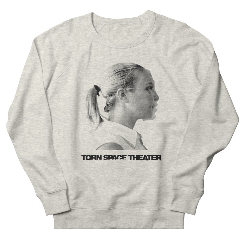 Athlete Women's Sweatshirt by Torn Space Theater's Artist Shop