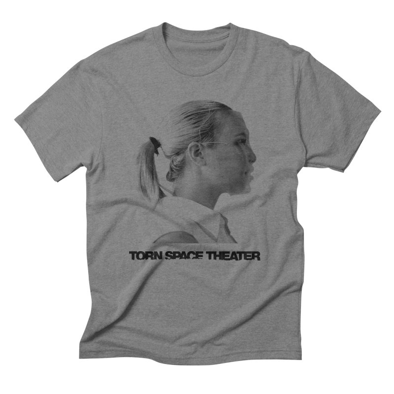 Athlete Men's Triblend T-Shirt by Torn Space Theater's Artist Shop