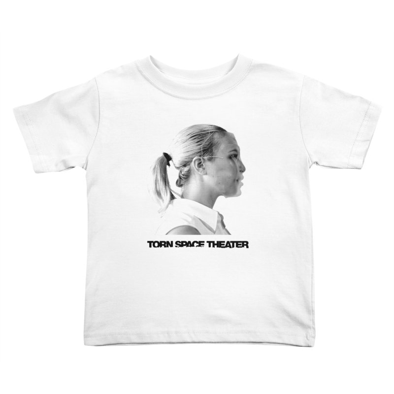 Athlete Kids Toddler T-Shirt by Torn Space Theater's Artist Shop