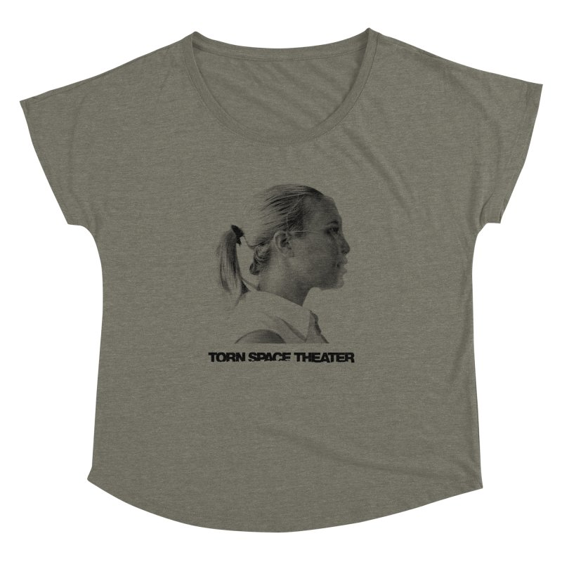 Athlete Women's Dolman by Torn Space Theater's Artist Shop