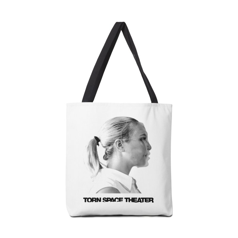 Athlete Accessories Bag by Torn Space Theater's Artist Shop