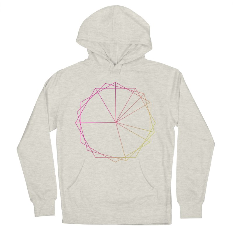 Maypole Symbol II Women's French Terry Pullover Hoody by Torn Space Theater's Artist Shop