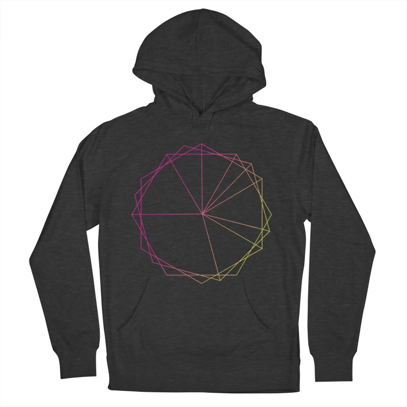 Maypole Symbol II Men's French Terry Pullover Hoody by Torn Space Theater's Artist Shop
