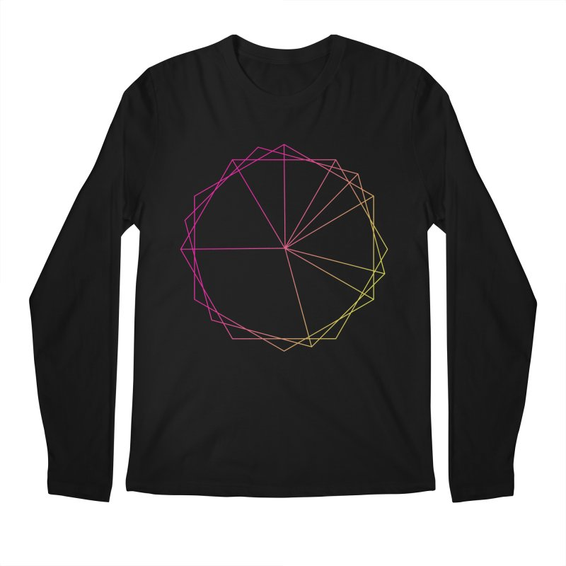 Maypole Symbol II Men's Longsleeve T-Shirt by Torn Space Theater's Artist Shop