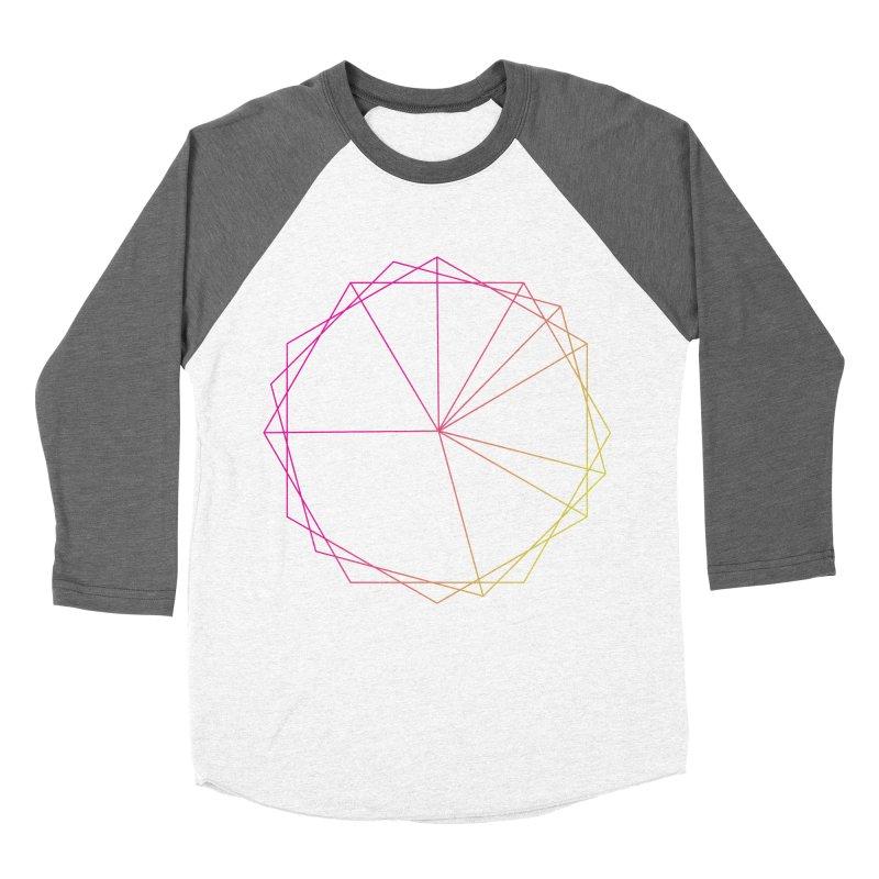 Maypole Symbol II Women's Baseball Triblend T-Shirt by Torn Space Theater's Artist Shop