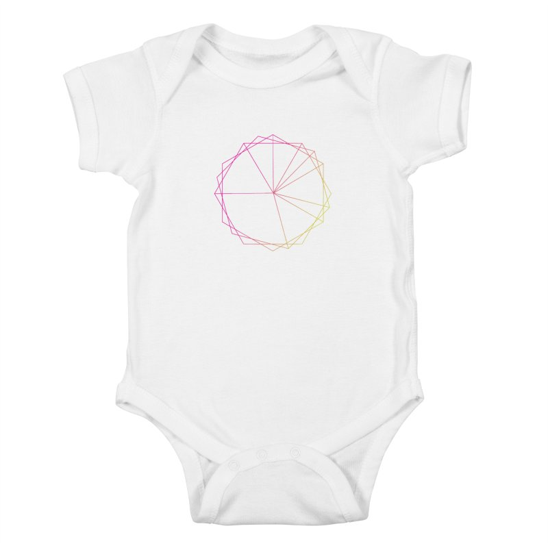 Maypole Symbol II Kids Baby Bodysuit by Torn Space Theater's Artist Shop