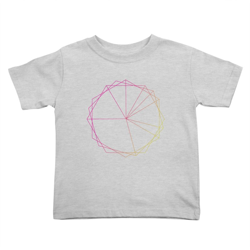 Maypole Symbol II Kids Toddler T-Shirt by Torn Space Theater's Artist Shop