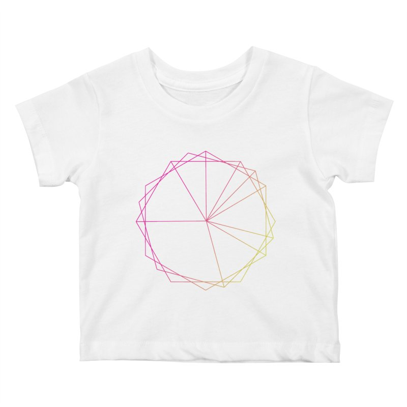 Maypole Symbol II Kids Baby T-Shirt by Torn Space Theater's Artist Shop