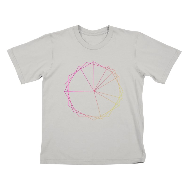 Maypole Symbol II Kids T-Shirt by Torn Space Theater's Artist Shop