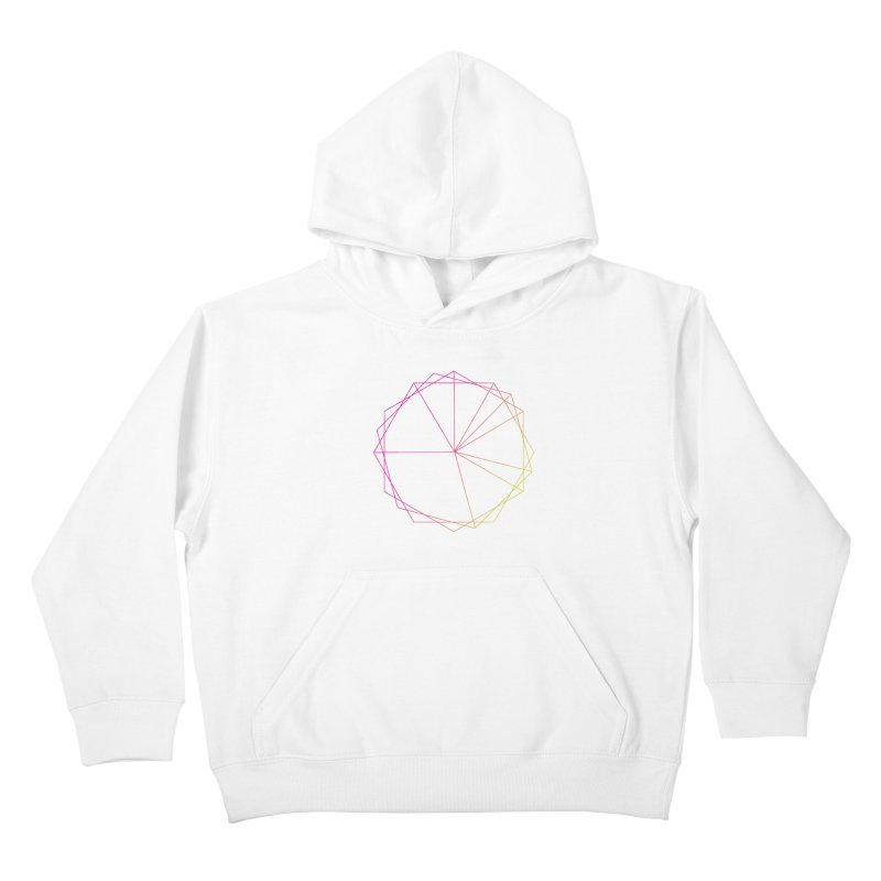 Maypole Symbol II Kids Pullover Hoody by Torn Space Theater's Artist Shop