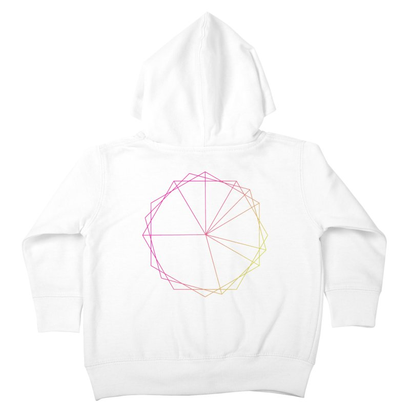 Maypole Symbol II Kids Toddler Zip-Up Hoody by Torn Space Theater's Artist Shop