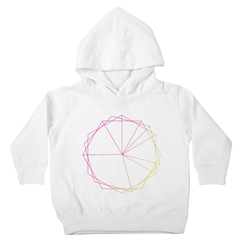 Maypole Symbol II Kids Toddler Pullover Hoody by Torn Space Theater's Artist Shop